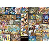 2000 piece Collection of jigsaw puzzle arts Mickey Mouse [Gyutto size ] DG-2000-533