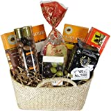 Coffee and Chocolate Luxury Gourmet Gift Basket