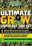 HIGH TIMES presents Jorge Cervantes Ultimate Grow Complete Box Set