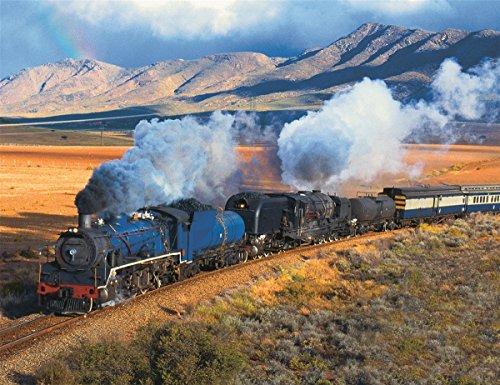 Springbok Train Trek 500 Piece Jigsaw Puzzle