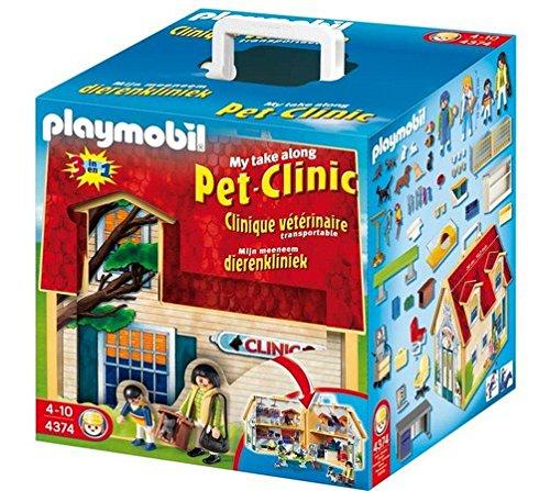 Imagen 3 de Playmobil - Veterinaria Clínica Maletín (4374)