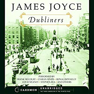 Dubliners (Harper Audio Edition) Audiobook