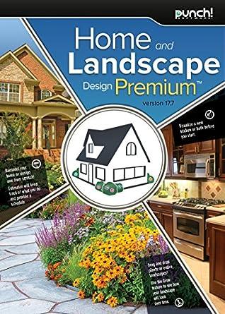 Punch! Home & Landscape Design Premium v17