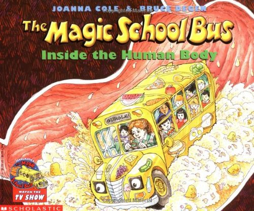 The Magic School Bus Inside the Human Body:Malaysia Online Bookstore ...