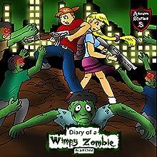 Diary of a Wimpy Zombie: Kids' Stories from the Zombie Apocalypse | Livre audio Auteur(s) : Jeff Child Narrateur(s) : John H Fehskens