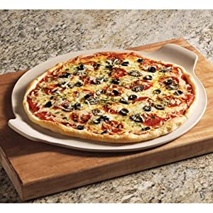 Haeger Round Pizza Stone by Haeger