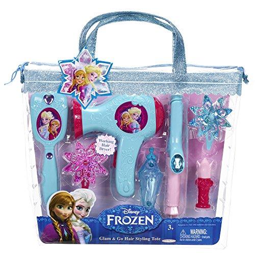 Frozen Hair Styling Tote Playset JungleDealsBlog.com