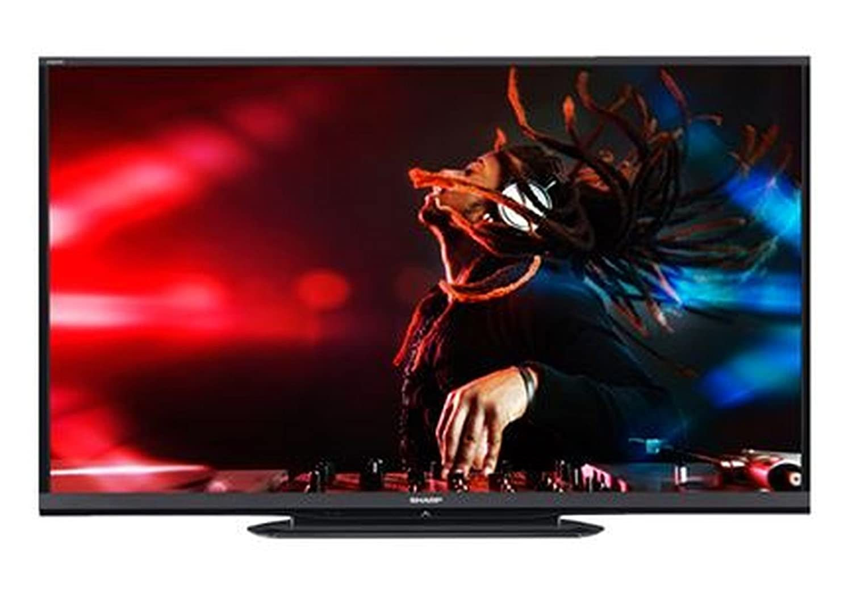 Sharp LC-80LE650 80-inch Aquos 1080p 120Hz Smart LED HDTV