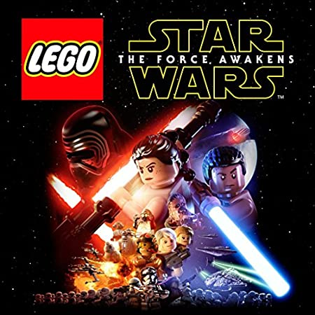 LEGO Star Wars: The Force Awakens - Preload - PS3 [Digital Code]