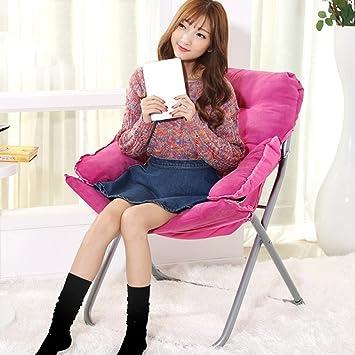 Folding Computer Stuhl Sofa Stuhl Fashion Lazy Sofa Matratzenstuhle können Liegen Freizeit Home Ruckenlehne Stuhle Lazy Sofa (eine Vielzahl von Farben optional) ( farbe : #14 )