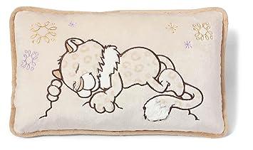 9fbed68ed9 ... cm Super-Angebote mit Müssen kaufen Nici 36072 - Kissen Schneeleopard  Mädchen, rechteckig, 43 x 25 cm . sie werden feststellen, Weitere  Informationen ...