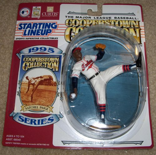 Satchel Paige 1995 series Coopers Town Collection Starting Line Up - 1