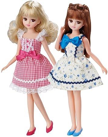 Licca-chan LW-21 Casual Dress Set