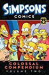 Simpsons Comics - Colossal Compendium...