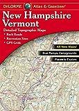 Delorme New Hampshire Vermont Atlas & Gazetteer (Delorme Atlas & Gazetteer)