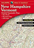 img - for Delorme New Hampshire Vermont Atlas & Gazetteer (Delorme Atlas & Gazetteer) book / textbook / text book