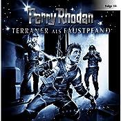 Terraner als Faustpfand (Perry Rhodan Sternenozean 14) |  div.