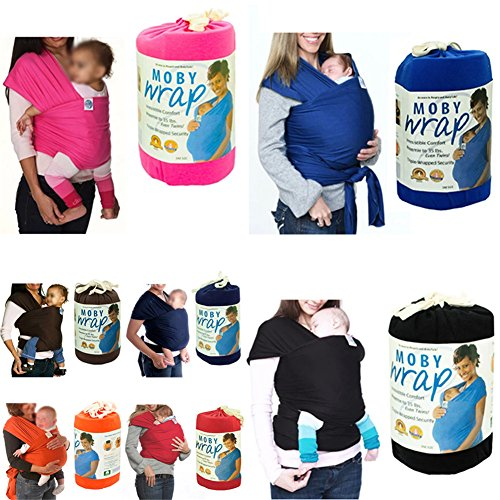 Kids Products Cotton Baby Carrier Sling Wrap Pouch front-1022778