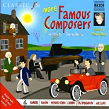 More Famous Composers (       ABRIDGED) by Darren Henley Narrated by Marin Alsop