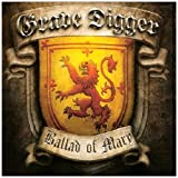 The Ballad Of Mary by Grave Digger (2013) Audio CD