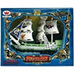 Partner Jouet A0801992 - Barco pirata