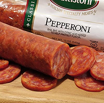Battistoni Pepperoni, 7 oz. Stick