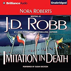 Imitation in Death Audiobook