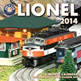 Lionel 2014: 16 Month Calendar - September 2013 through December 2014