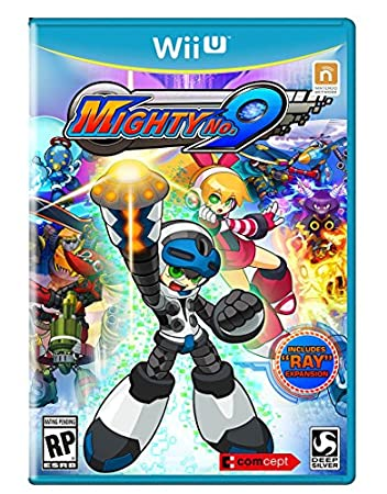 Mighty No. 9 - Wii U