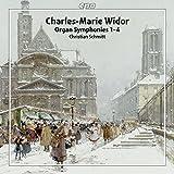 シャルル=マリー・ウィドール:オルガン交響曲集 Op.13[SACD-Hybrid, 2Discs]