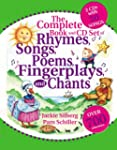 Complete Bk./Cd/Rhymes,Songs,Poems...