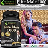 ★***EXTREME STRENGTH***★Top Rated 5-STAR Reviewed●This Is The Best Male Enhancement Pills On The Market Period●Our Natural Super Xl Male Libido Booster Enhancer Formula For Men Will Give You Huge Benefits●No Organic Capsules, Size Enlargement Liquid, Powder, Tea Or Cream Can Compete With Us●With Us You Will Get Max Results●It Also Contains Maca, Panax Ginseng Root Extract, Zinc, L-Arginine HCI & Oyster Extract●Get Your Sex Drive Back, Sexual Performance, Rock Hard Erections And Much More● One Solution To Get Back What Is Yours Naturally