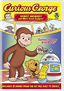 Curious George: Robot Monkey and More Great Gadgets!