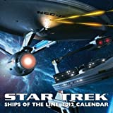 Star Trek: Ships of the Line: 2012 Wall Calendar