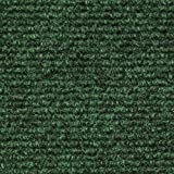 Indoor/Outdoor Carpet with Rubber Marine Backing - Green 6' x 10' - Several Sizes Available - Carpet Flooring for Patio, Porch, Deck, Boat, Basement or Garage
