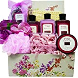 Deal Of The Day! Art of Appreciation Gift Basket Rose Spa Care Package