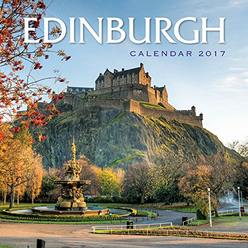 2017 Calendar Edinburgh - Scotland