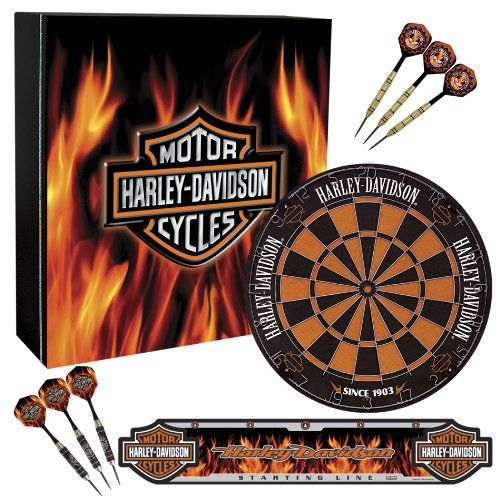 Cheap Dart World Flame Cabinet Kit For $149.95 Winmau