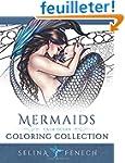 Mermaids - Calm Ocean Coloring Collec...