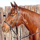 Nurtural Horse Nylon Bitless Brilde