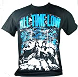 ALL TIME LOW (Dirty Work) ATL1296K Size M Medium NEW! T-SHIRT Tour