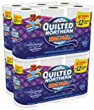 Quilted Northern Ultra Plush, Double Rolls, 24 Count