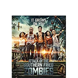 Attack of the Southern Fried Zombies [Blu-ray]