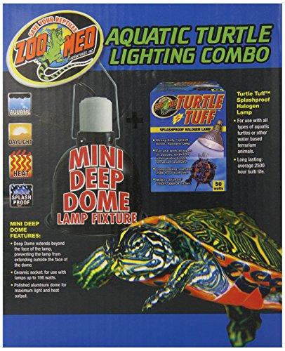 Zoo Med Combo Aquatic Turtle Lighting