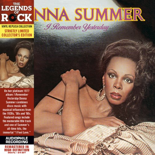 Donna Summer - I Remember Yesterday - Zortam Music