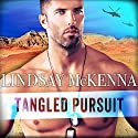 Tangled Pursuit: Delos, Book 2 Audiobook by Lindsay McKenna Narrated by Johanna Parker