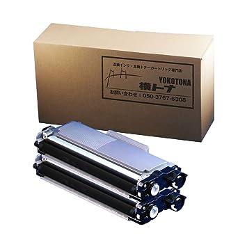 【クリックでお店のこの商品のページへ】【横トナ オリジナル品】 TN-28J 【ブラック2本セット】 Brother(ブラザー) 【互換トナーカートリッジ】 印刷枚数:約2,600枚(A4用紙・印字率5%) 対応機種:HL-L2365DW / HL-L2360DN / HL-L2320D: パソコン・周辺機器