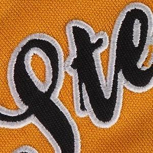 Pittsburgh Steelers Toddler Cheerleader Dress with Turtleneck from SteelerMania