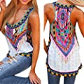 Susenstone Women Summer Vest Sleeveless Shirt Blouse Casual Tank Tops
