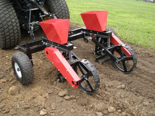 Field Tuff Ftf Cbp3pt 3 Point Corn And Bean Planter For Tillers From